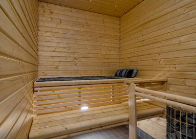 Saunaniementie 6 sauna