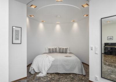 Hanikka 27 alakerran makuuhuone
