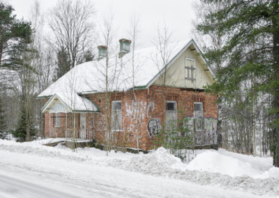 Tältä talo näytti vuosi sitten