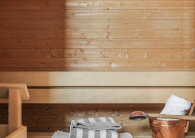 Lakiaukio 4 sauna