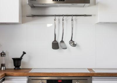 Lakiaukio 4 rosterikoneet keittiössä