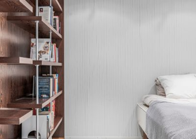 Luoteisväylä_yksityiskohta yläkerran makuuhuoneesta