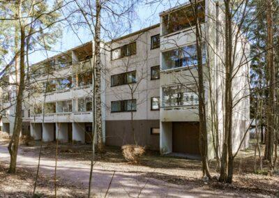 Ahvenkuja_taloyhtiön parvekkeet