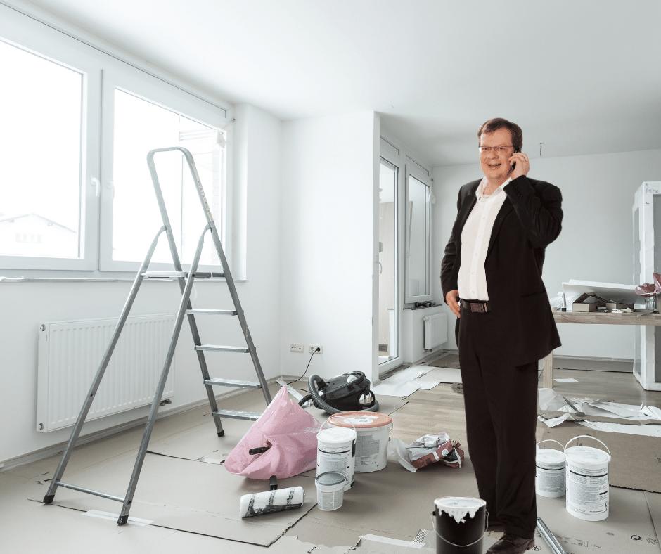Ostetaan remontoitavia asuntoja